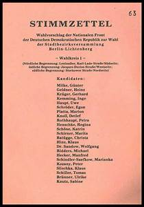 Wahl Berlin Lichtenberg : nedrichardson little on twitter gdr otd 1989 heavy handed fraud in local elections in east ~ Markanthonyermac.com Haus und Dekorationen