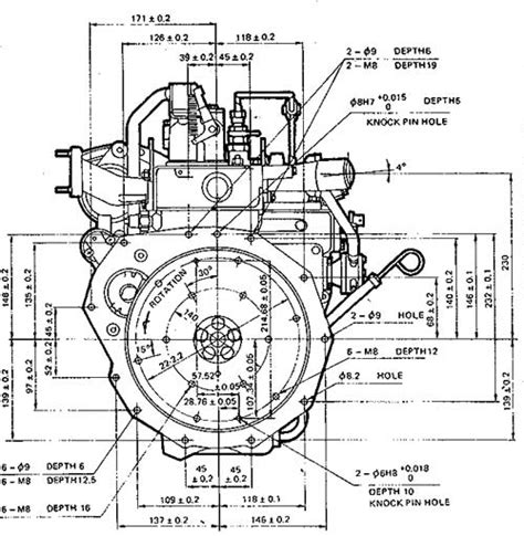 Rauch And Lang Wiring Diagram by Diesel Engine Kubota Z600 14ps 570ccm Used Ebay