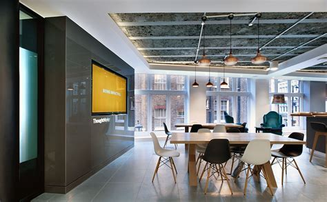 A Look Inside ThoughtWorks? Cool London Office   Officelovin'