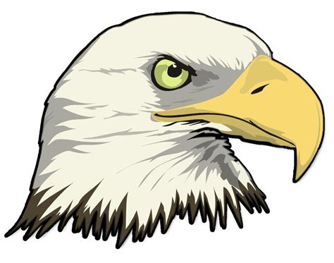 Eagle Head Clip Art Many Interesting Cliparts