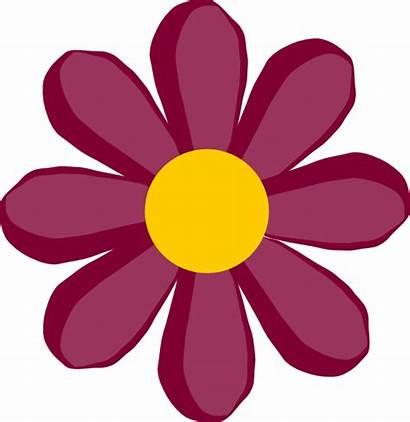 Summer Clipart Flowers Flower Clip Cartoon Advertisement