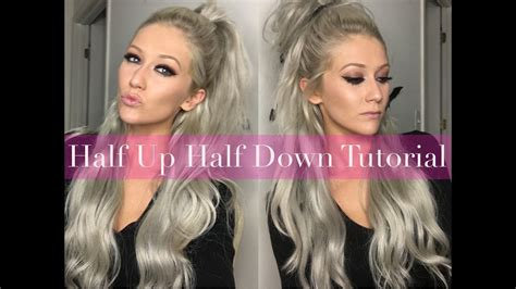 Half Up Half Down With Clip-in Hair Extensions Medium To Short Ladies Hairstyles Cinderella Hairstyle For Wedding Green Envy Hair Salon Business Professional Club Hauppauge Braids Prom Natural Protective Style Routine Copper In My Beard