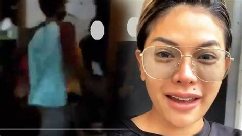 Telanjur Diviralkan Nikita Mirzani Video Kekerasan Anak