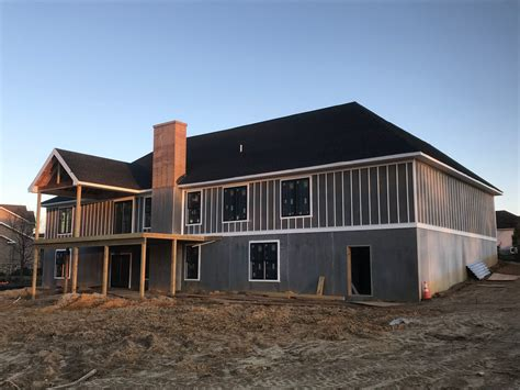 Precast Walls Stacked For Modern Farmhouse Look Superior