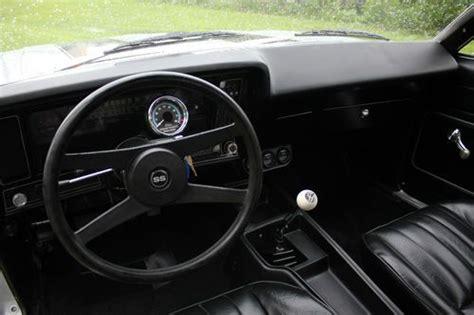 purchase   chevrolet nova ss rally sport chevy