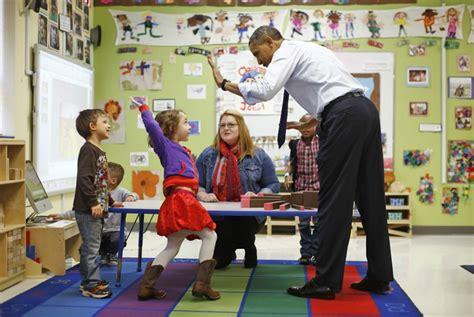 president obama inspires a unconfirmed 756 | a preschool classroom in Decatur Ga. 3