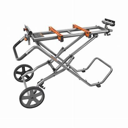 Saw Miter Stand Portable Folding Mounting Weight