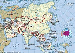 Asia | History, Countries, Map, & Facts | Britannica.com