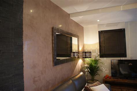 bureau plus ajaccio décoration salon peinture stucco