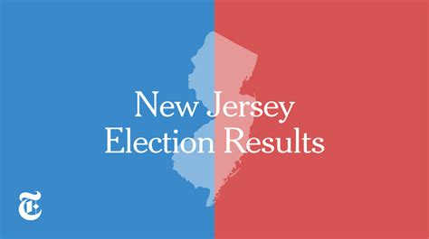 New Jersey Election Results 2016  The New York Times
