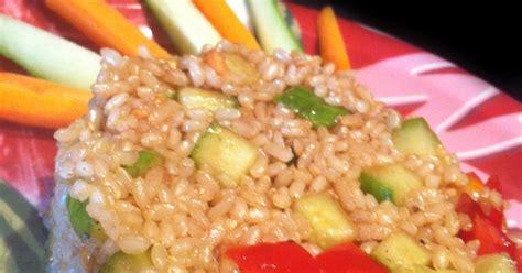recette riz rond complet facon taboule