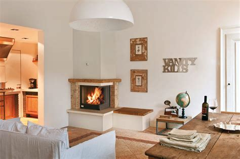 50 Modern And Traditional Fireplace Interior Design Ideas