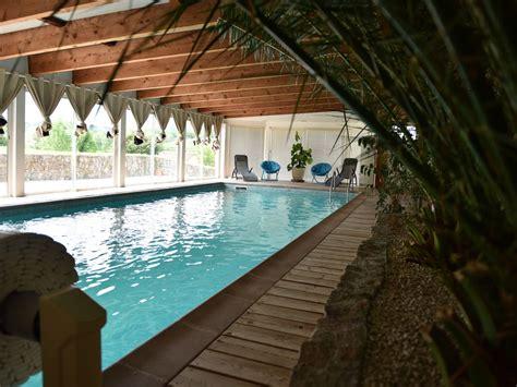 gite 6 chambres gîte piscine privée intérieure chauffée à 31 quot a 15 min