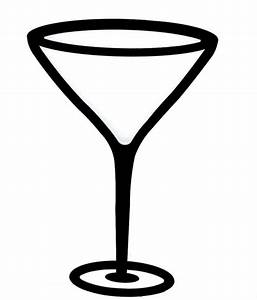 Martini Glass Drawing - ClipArt Best