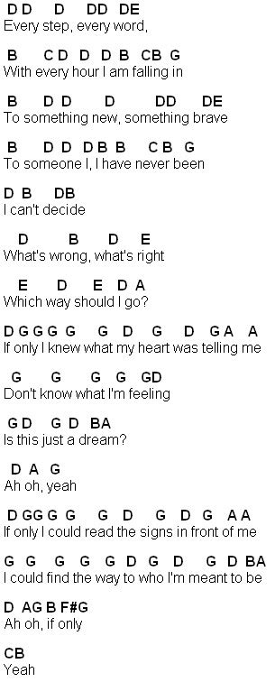 Flute Sheet Music If Only