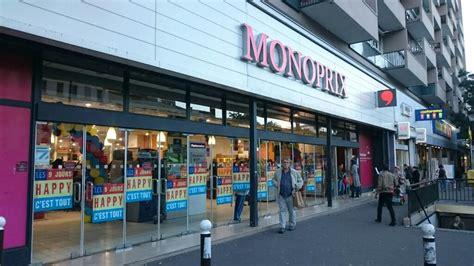 adresse siege monoprix monoprix supermarché hypermarché 119 avenue flandre