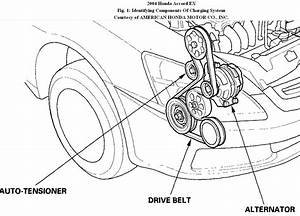 Acura Tsx Engine Belt Diagram