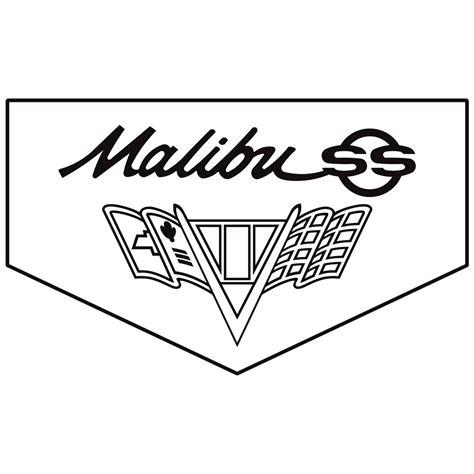 legendary  malibu floor mats script letters ss flag