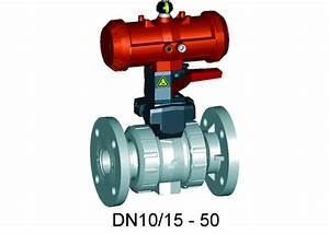 Sygef Standard Ball Valve Type 232 Function Fc  Fail Safe