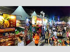 Kuching Food Fair A Bewildering Array of Food and Drinks