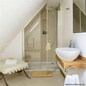 Aménager Une Salle De Bain : bien am nager une salle de bains sous les combles r ve ~ Dailycaller-alerts.com Idées de Décoration