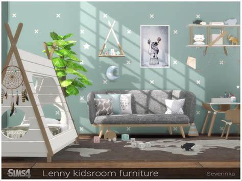 lenny kidsroom furniture  sims