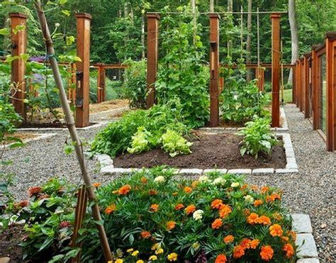 fencing for gardens 8 diy vegetable garden design