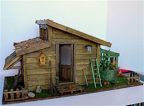 maquette maison en bois maison de poup 201 e dollhouse chalet bois cabane maquette mod 201 lisme maquettes