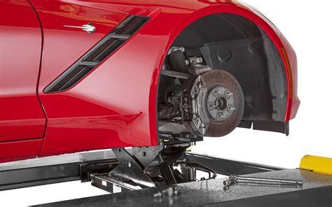 4-post Bridge Jacks Car Lift Accessories