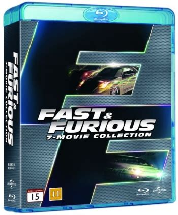 fast and furious 1 7 fast furious 1 7 collection