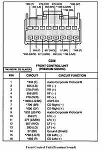 2009 F150 Radio Wiring Diagram