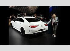 A bord de la Mercedes CLS Coupé 2018 YouTube