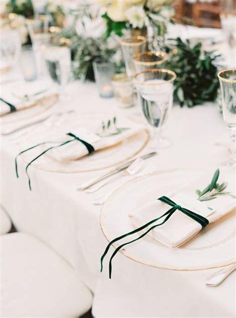 top   elegant wedding table setting ideas