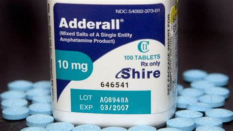 suicide highlights dangers  adderall