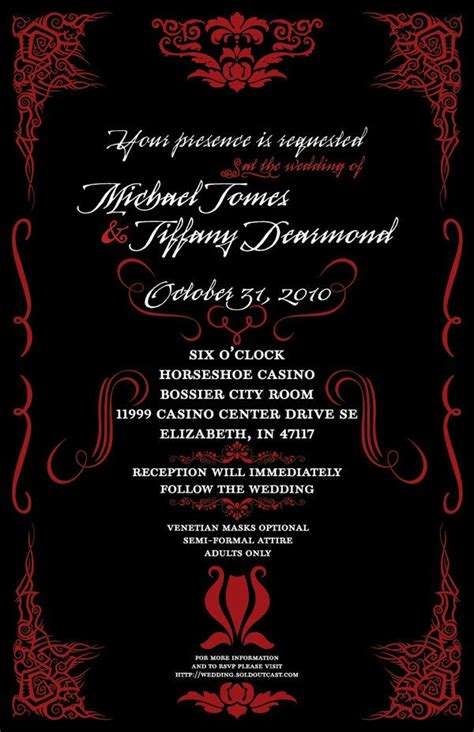 44 Best Masquerade Invitations Images On Pinterest