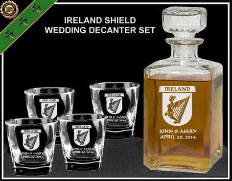 Irish Glassware Decanters