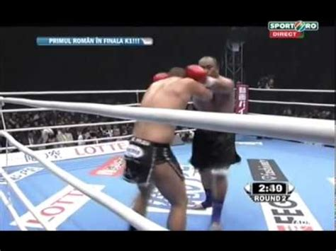Andrei Stoica vs Ondrej Hutnik - full fight Video SuperKombat 2013