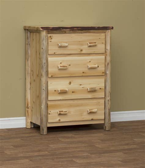 white cedar log furniture white cedar chests beds