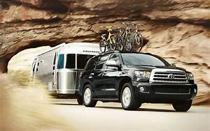 Toyota Towing Capacity Guide For Suvs And Trucks