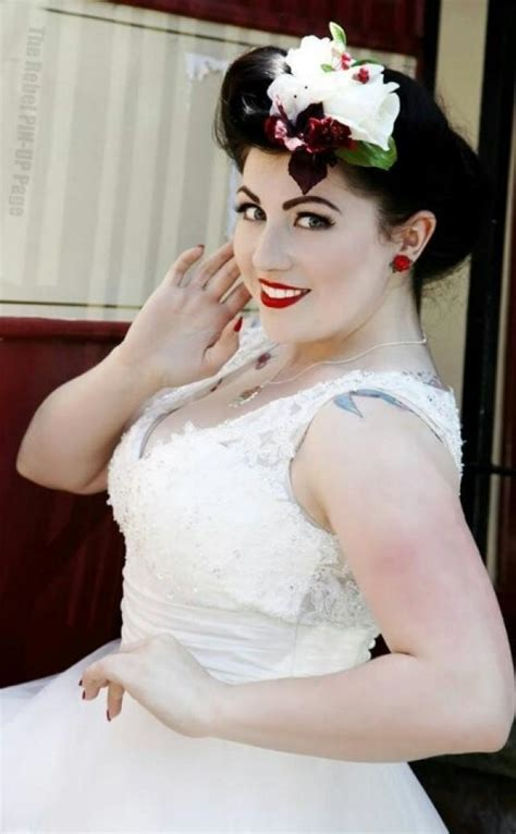 Retro Wedding Pin Up Wedding Style #2066752 Weddbook