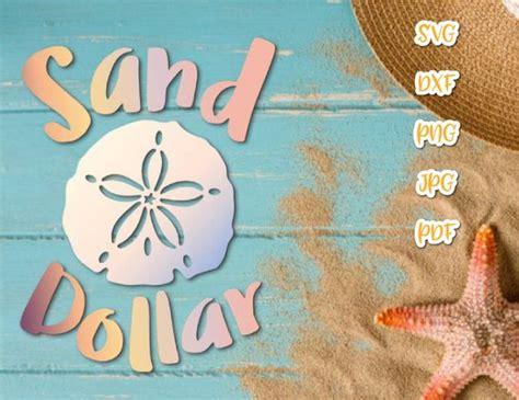 Sand dollar svg, shell svg, beach svg, summer svg, ocean svg, sea svg, nautical svg, svg files for cricut, cricut svg files, cricut designs. Beach SVG Files for Cricut Sand Dollar Clip Art Sea ...