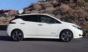 Autonomie Nissan Leaf : nissan une leaf avec une plus grande autonomie serait au ~ Melissatoandfro.com Idées de Décoration