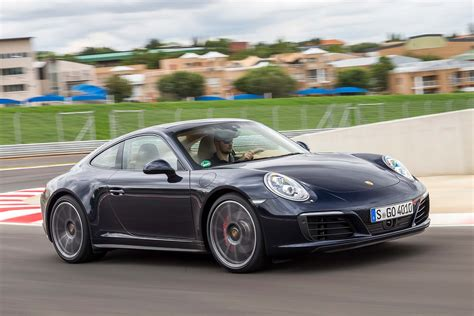 2018 Porsche 911 Carrera 4s Review First Drive Motoring
