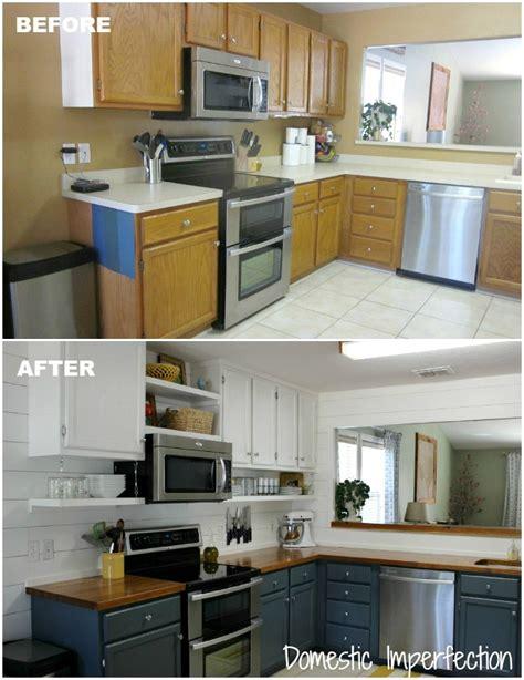 Kitchen Cabinet Remodel Diy pneumatic addict 14 diy kitchen remodels to inspire
