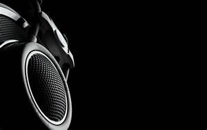 headphones music photography black background akg ...