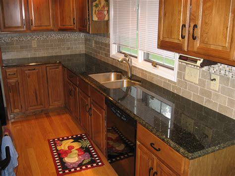Limestone Backsplash Kitchen Kitchens Jeremykassel