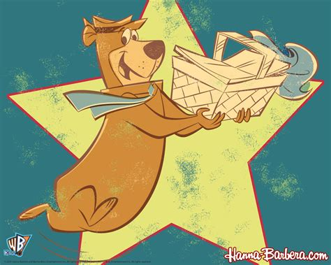 Yogi Bear Cartoon Wallpapers