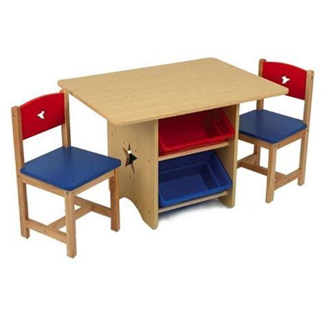 kidkraft star table chair set toysrus