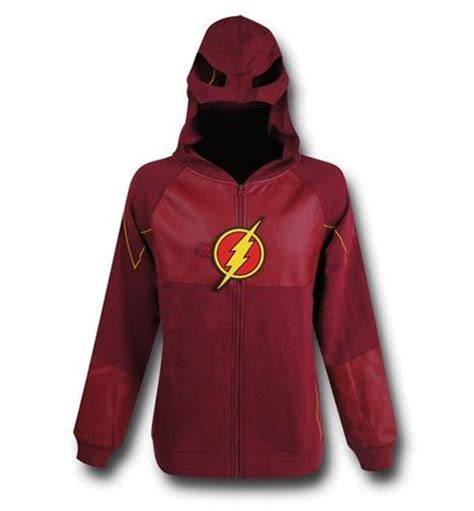 Jaket Hoodie Sony By Merch flash tv show suit up costume zip up hoodie up costumes