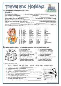 103 Free Esl Trip Worksheets